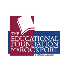 Educational Foundation for Rockport logo design