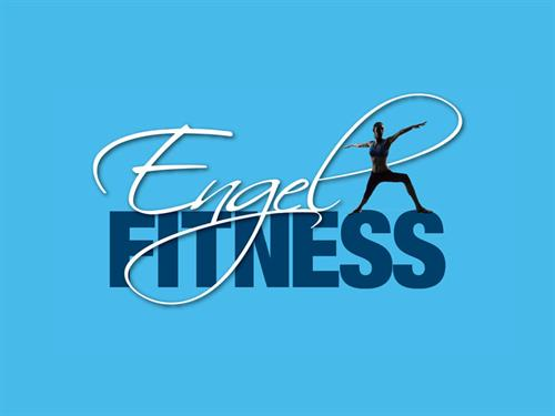 Engel fitness logo design