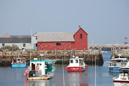 Motif #1 Rockport Harbor