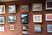 Sawyer Free Library Annual Art Auction