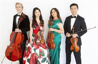 Viano String Quartet at Shalin Performance Center