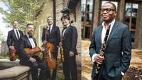 Miró Quartet and Anthony McGill, clarinet at the Shalin Liu
