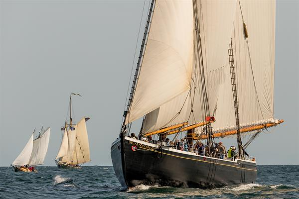 2016 Gloucester Schooner Festival. Photo by George Berkis