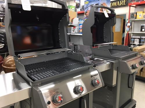 Selection of Brand Name Grills in Stock!