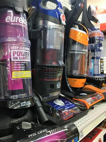 Vacuums, Humidifiers, Space Heaters and more!