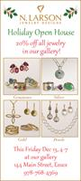N. Larson Jewelry Designs - Essex