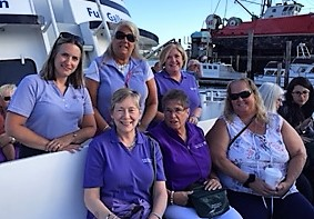 Aberdeen at the SeniorCare Gloucester Harbor Cruise