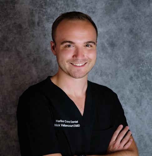 Dr. Nicholas A. Vaillancourt
