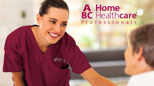 When it comes to home care, trust the professionals