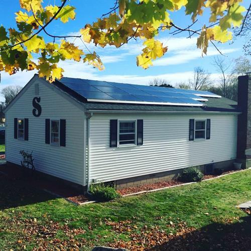 Gloucester Solar Installation