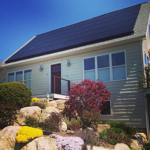 Rockport, MA Solar Installation