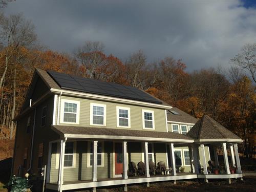 Solar Install in Ipswich, MA