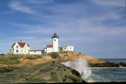 See the Eastern Point light and our other lighthouses