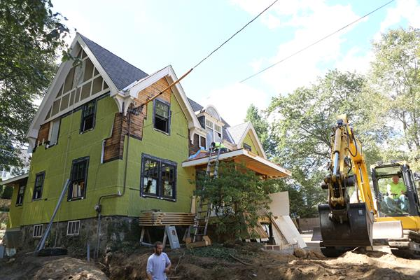 This Old House Project - Our 3rd with this nationally known team of preservationists