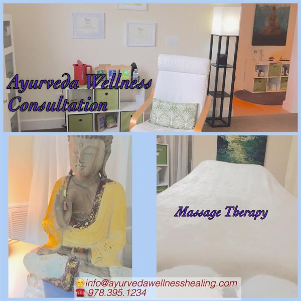 Wellness Consultations, Massage therapy and wellness events