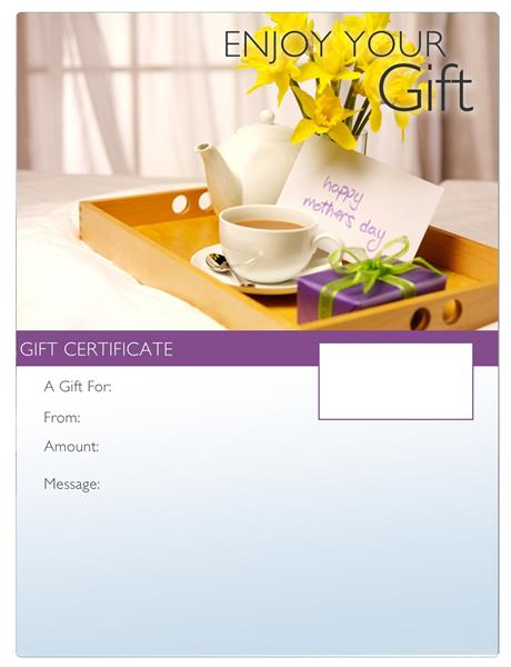 Gift Certificates available - Give the gift of health!
