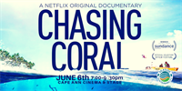 Free Documentary Screening of Chasing Coral