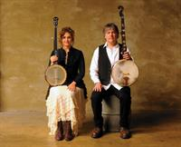 Bèla Fleck & Abigail Washburn at the Shalin Liu Performance Center