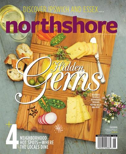 That Nutty Redhead was featured in the May/June issue of The Northshore Magazine