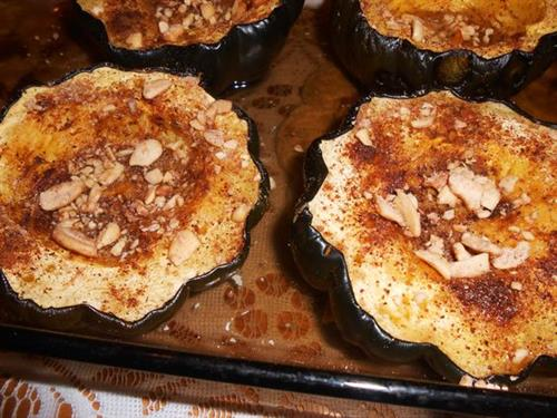 That Nutty Redhead's Acorn Squash Recipe at ThatNuttyRedhead.com blog page