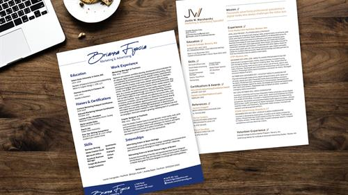 Resume Design and Consulting