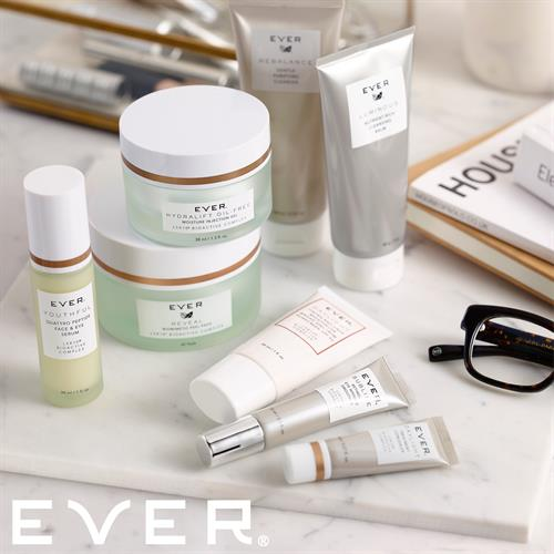 The Pure Results Regimen is at the core of EVER's line.