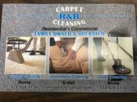 R + B Carpet Cleaning - Gloucester