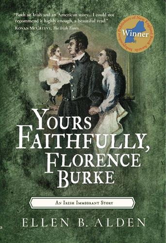 Front cover of Yours Faithfully, Florence Burke