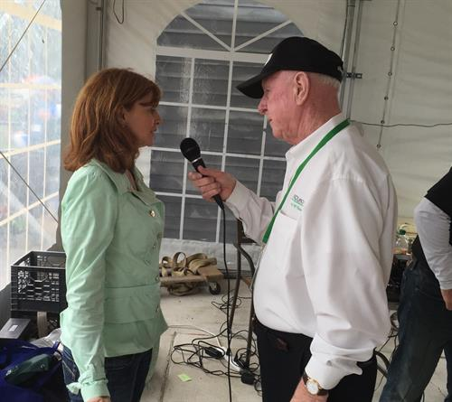 WROL Radio interview