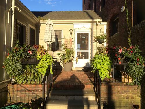 Beth Williams Studio entrance