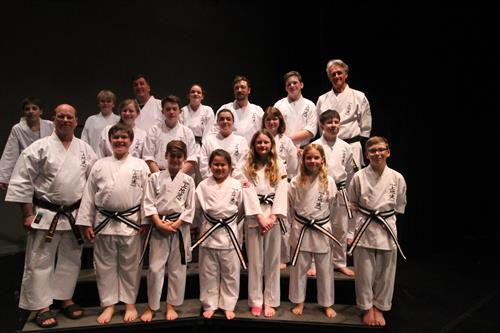 Black Belt Class of 2019