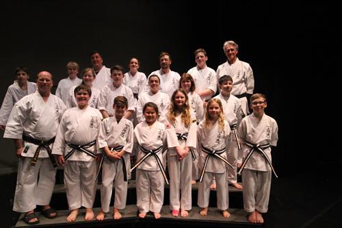 Black Belt Class of 2019