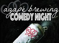 Agape Brewing Comedy Night