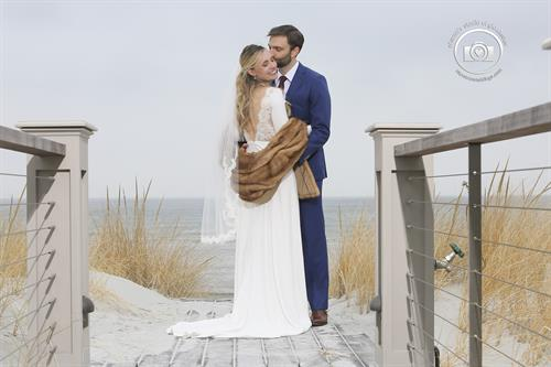 Beach weddings all year round