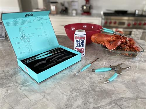 LOBSTER AND CRAB TOOL SET