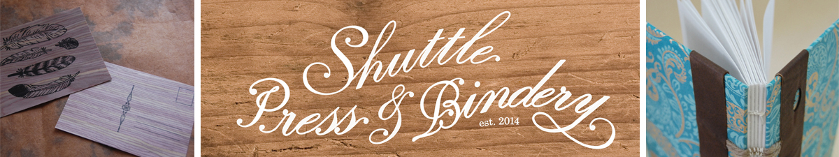 Shuttle Press & Bindery