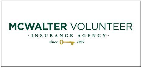 McWalter Volunteer Insurance Agency