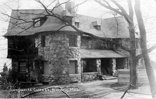 Alice Roosevelt's (Teddy Roosevelt's infamous daughter) Manor