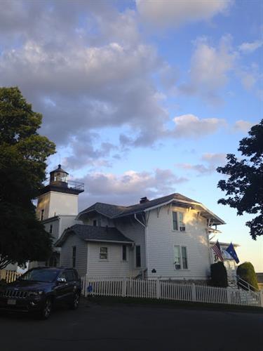 Hospital Point Lighthouse