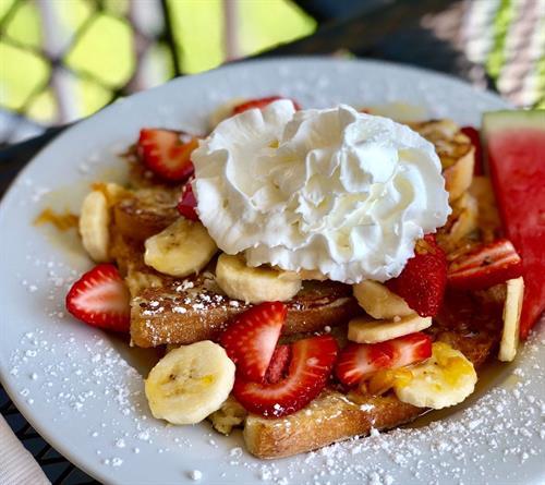 Hearty Homemade Breakfast