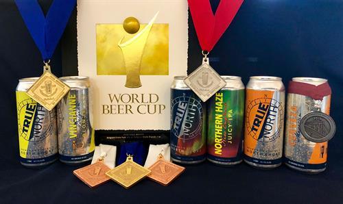 Award Winning Beer!