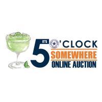 It's 5 O'Clock Somewhere Virtual Auction