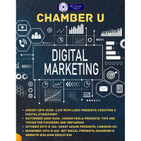 Chamber U Workshop Series: Digital Marketing