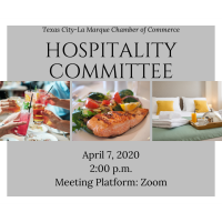 Hospitality Committee Meeting - Virtual