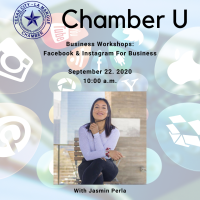 Chamber U Workshop Series: Facebook & Instagram For Business