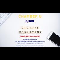 Chamber U Workshop Series: Branding and Website Building