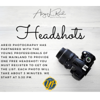 YP: Headshots sponsored by AReid Photography