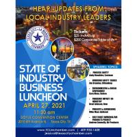 State of Industry Luncheon