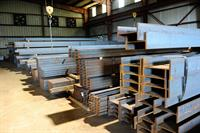 Structural Beams, Wide Flange, I-Beams