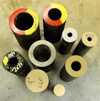 Pump Shaft Material, Bronze and Stainless